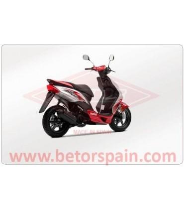 Yamaha Jog / Bw's / Easy / Malaguti F12 Bottiglia Parallelo