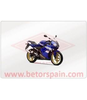 Yamaha TZR 50 Hose Reinforced
