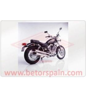 Yamaha Virago 535 Cromado / XV 650 / XJ 900 S6F