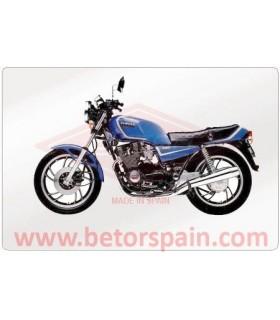 Yamaha XJ 650 / XJ 750