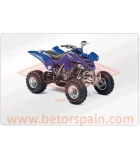 Yamaha YFM 660 Raptor Quad Parallel Bottle