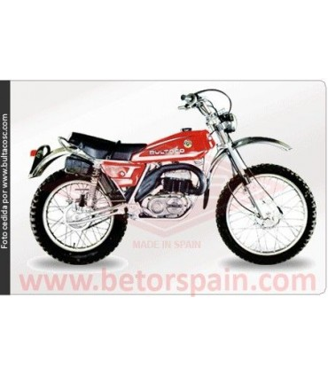 Bultaco Alpina 250 Model 187