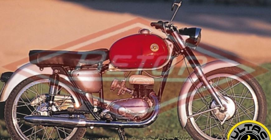 Shock Absorbers for Bultaco